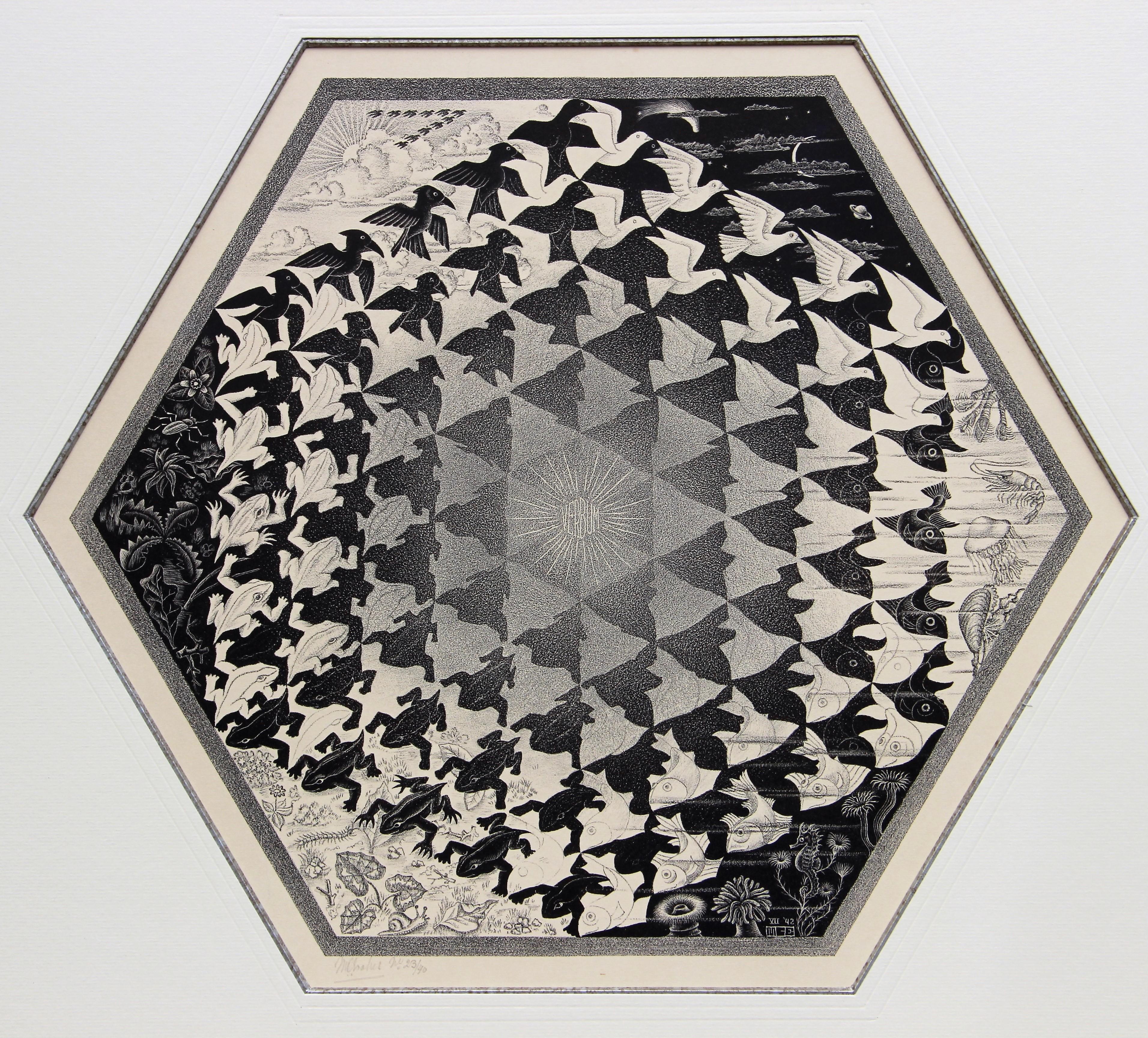 Verbum- Maurits Cornelis Escher