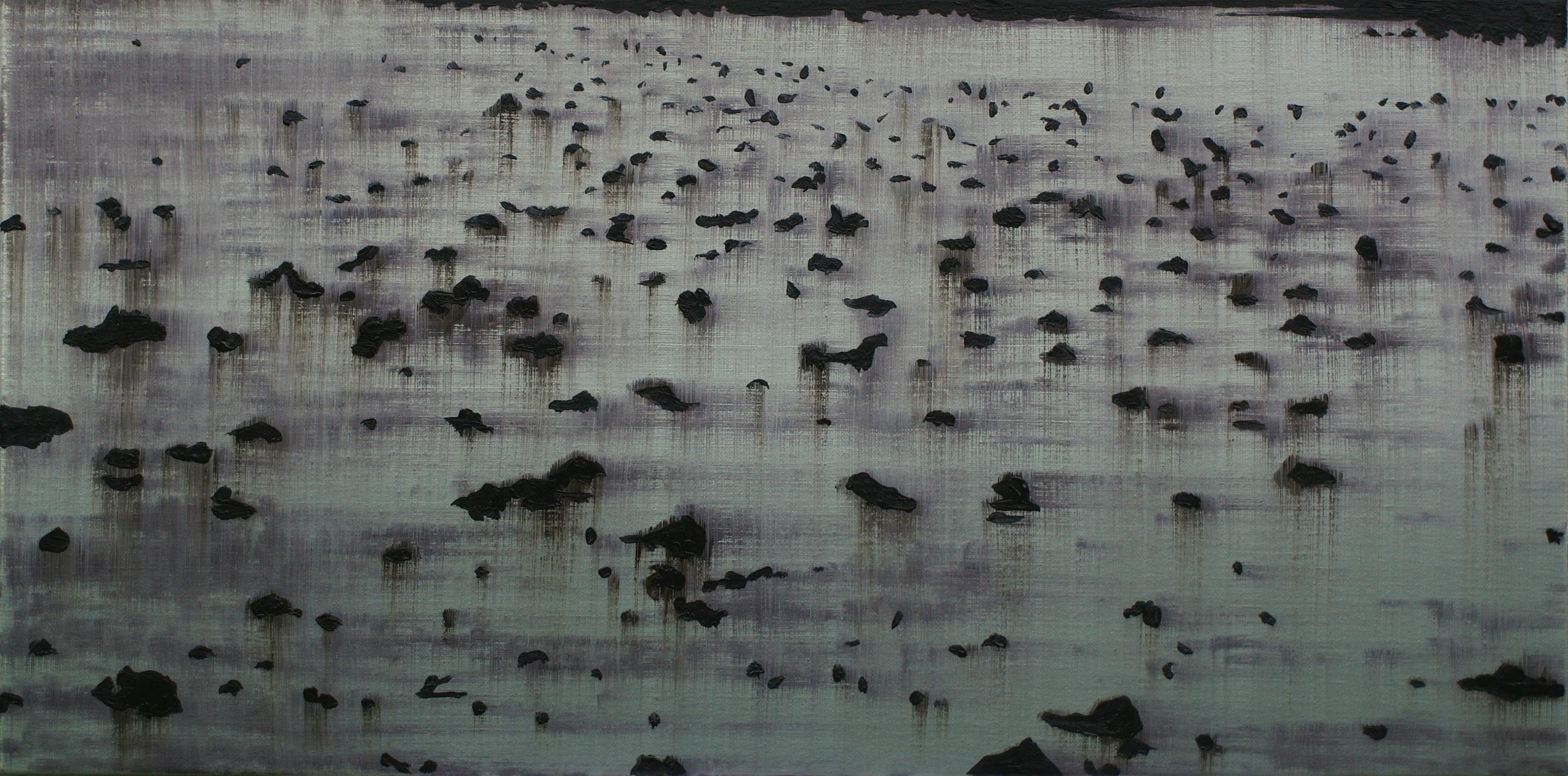 Landschap in structuren- Christiaan Kuitwaard