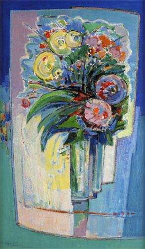 Bouquet De Fleurs- Rien Goené