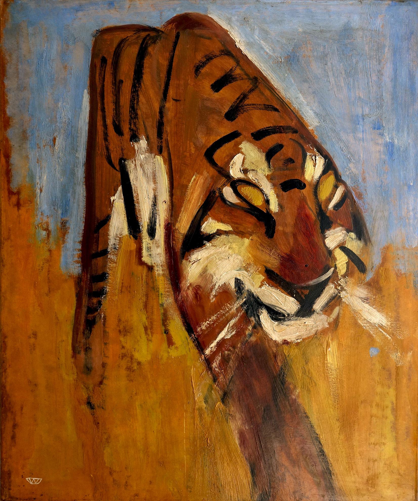 Sluipende tijger- Kees Timmer