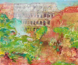 Uwe Poth Gaspare Vanvitteli's Rome 2