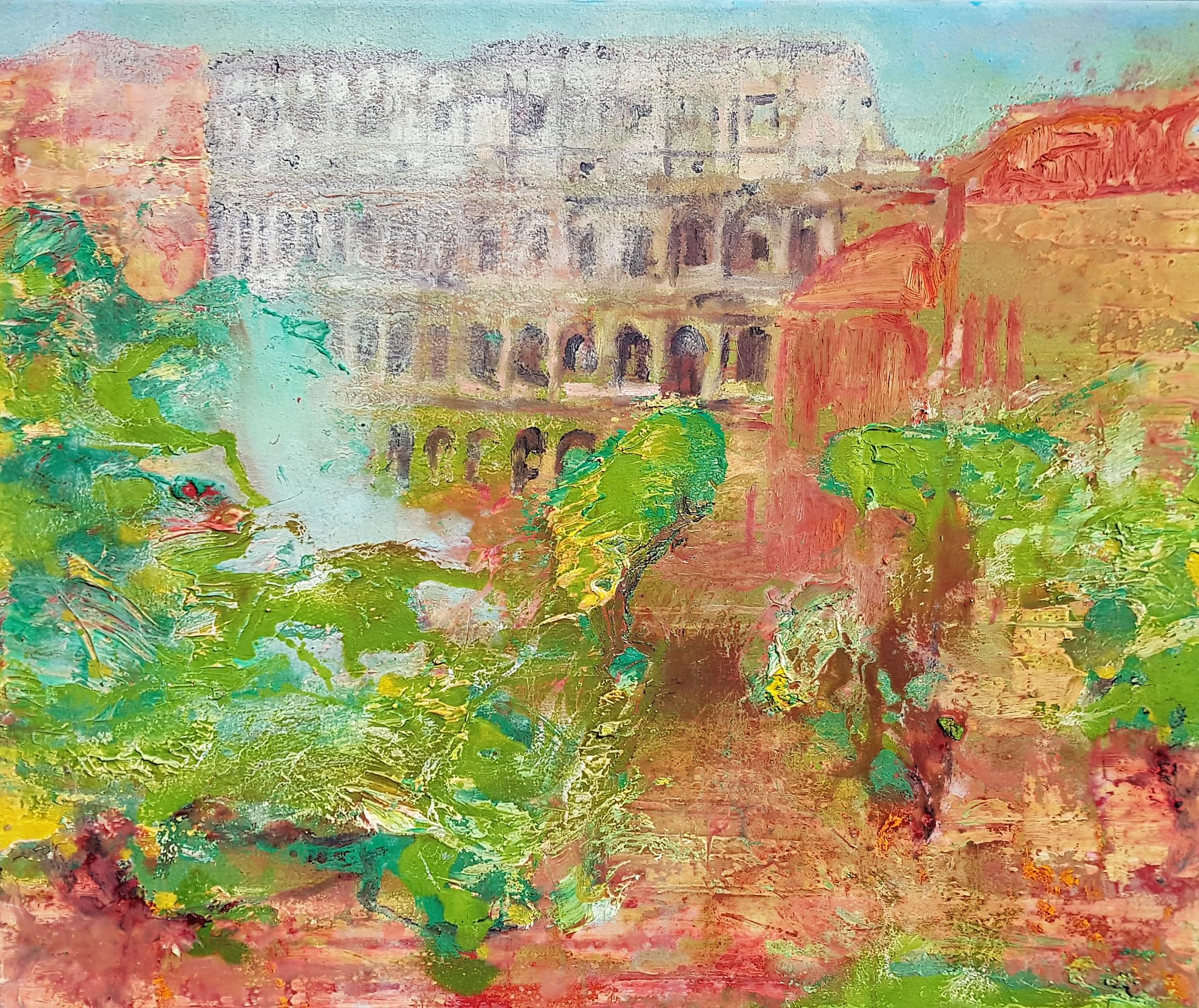 Gaspare Vanvitteli's Rome II- Uwe Poth