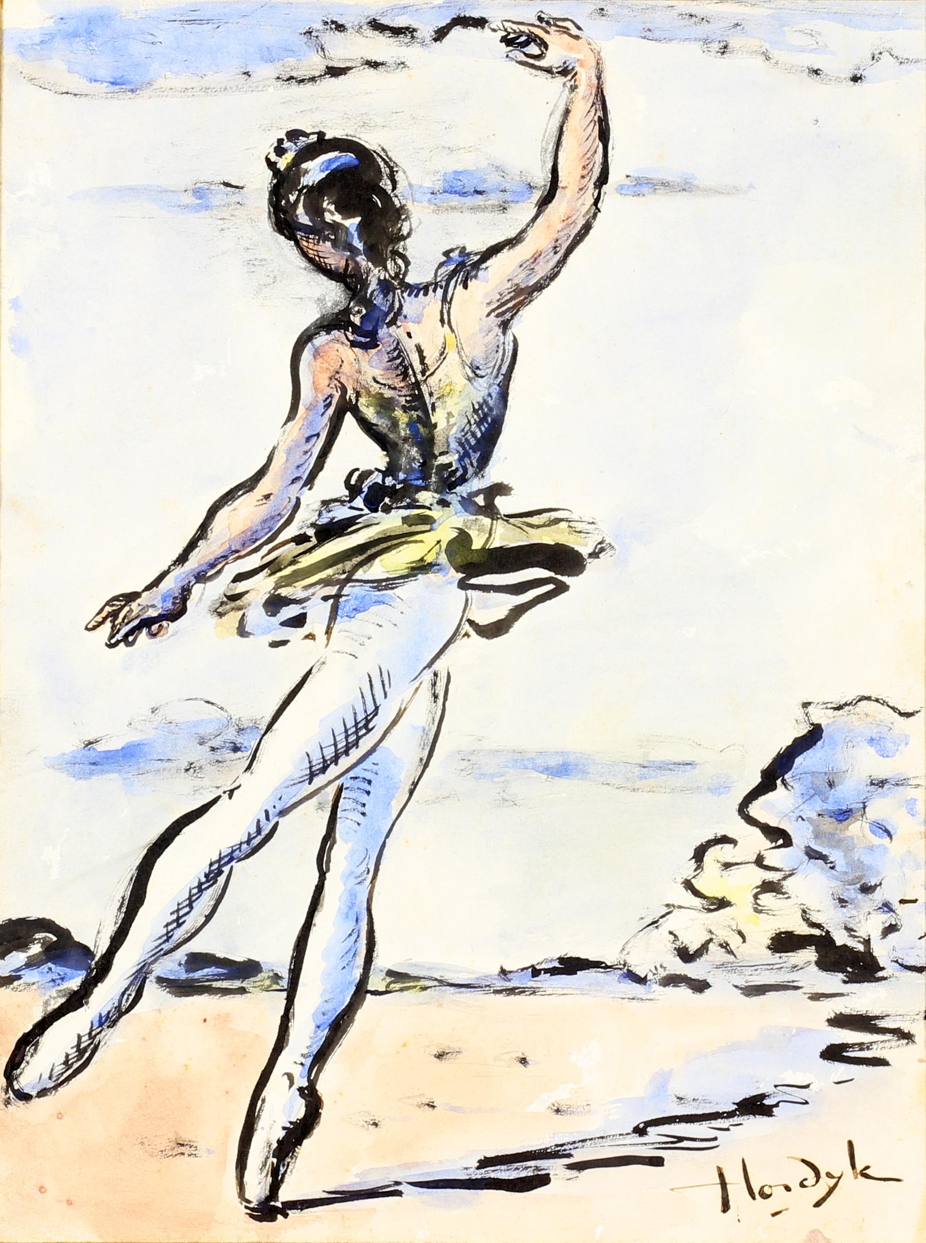 Ballet danseres- Gerard Hordijk