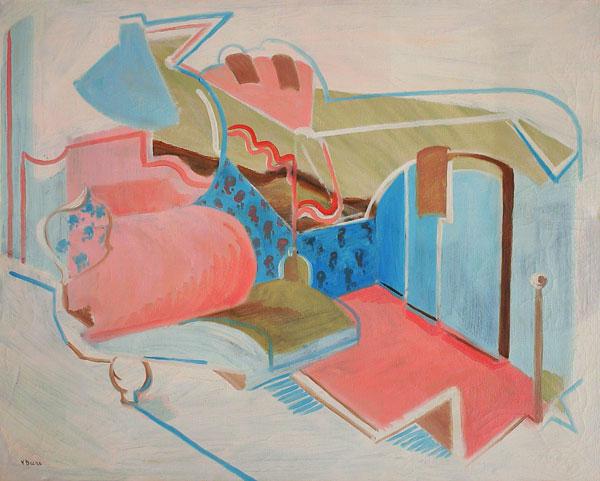 Abstractie- Jan van Deene