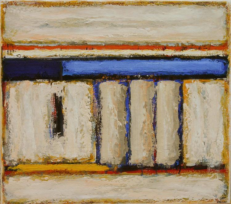 Fjordenlandschap- Henk Lassche