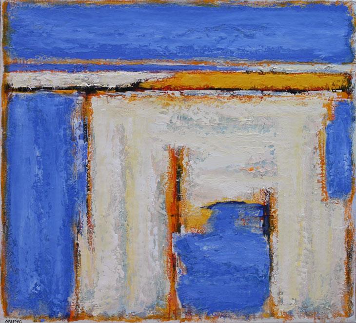 Gepleisterde brug- Henk Lassche