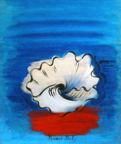 Schelp  /  shell- Raoul Dufy