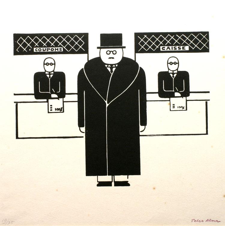 De Bankier- Peter Alma