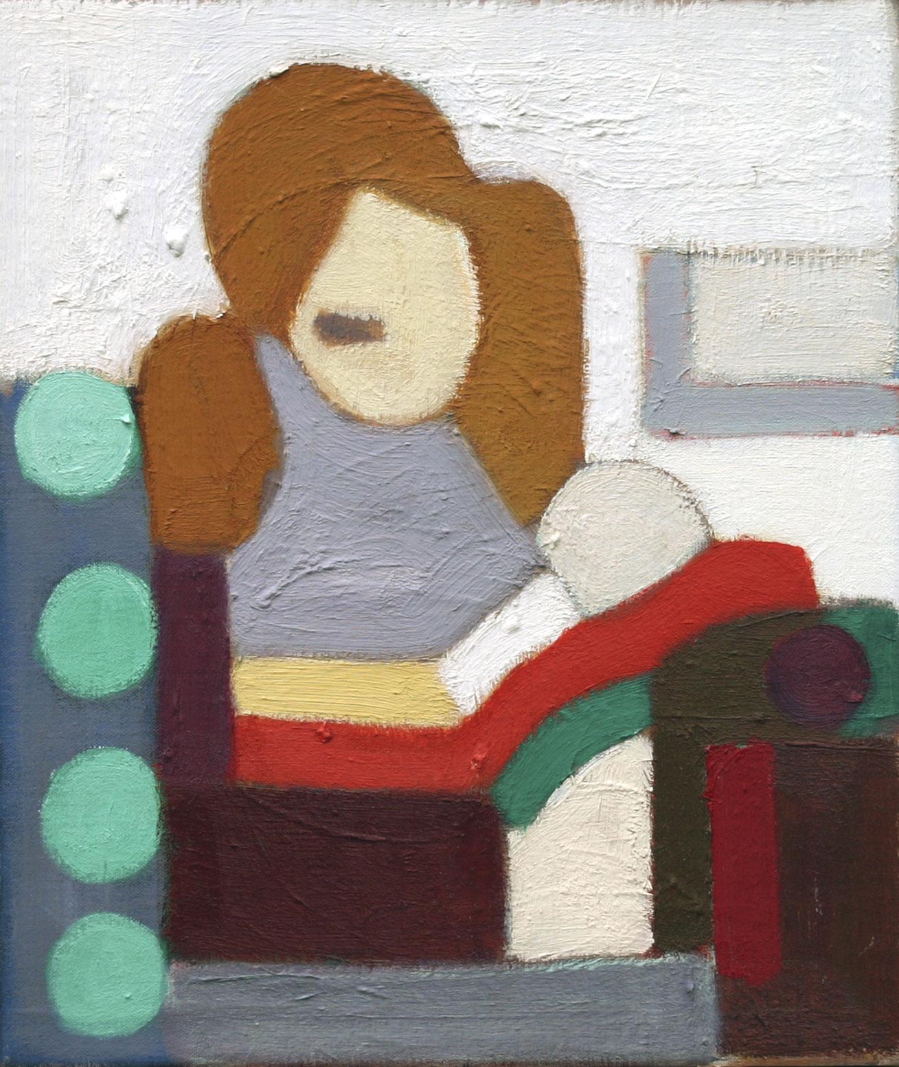 Kantklostertje van Vermeer- Ed Dukkers