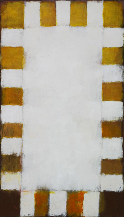 Witte Vloer- Ton Frenken