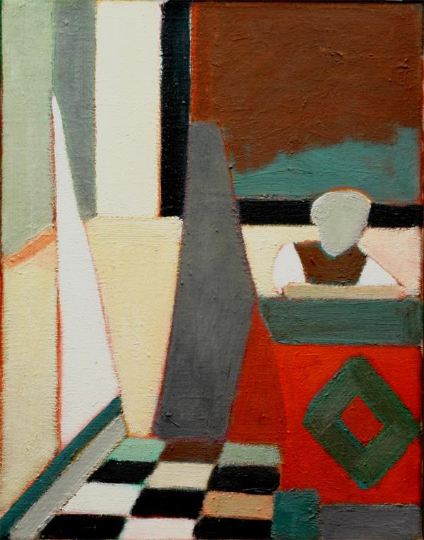Briefschrijver naar Vermeer- Ed Dukkers