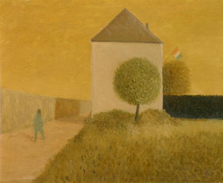 Landschap- Metten Koornstra