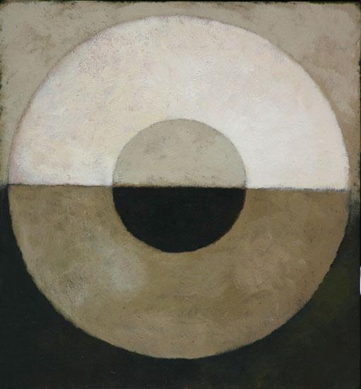 aardcirkel ( kleine versie )- Ton Frenken