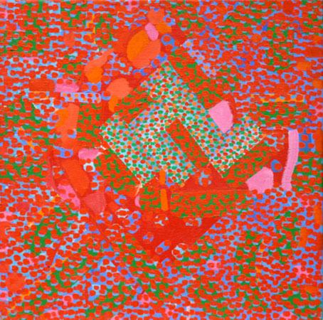 M. met rood licht- Jaap Hillenius