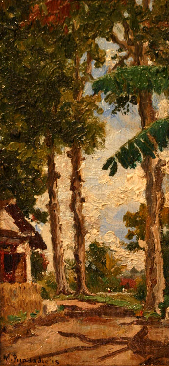 View on Java- Mas Pirngadie
