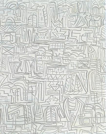 bâtiments Maroccain- Theo Kuijpers