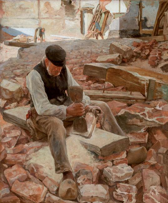 De steenbikker- Hendrik Jan Wolter