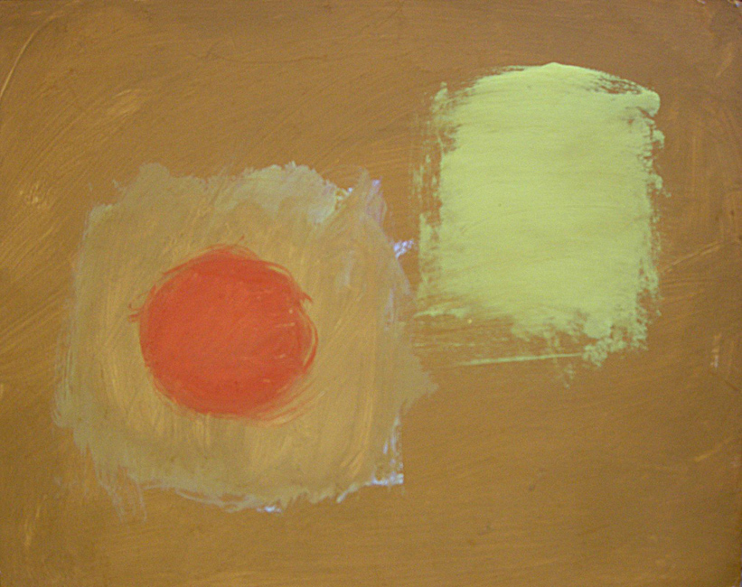 Zon in Nevel- Eugene Brands