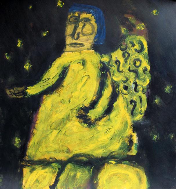 kind in de nacht- Eugene Brands