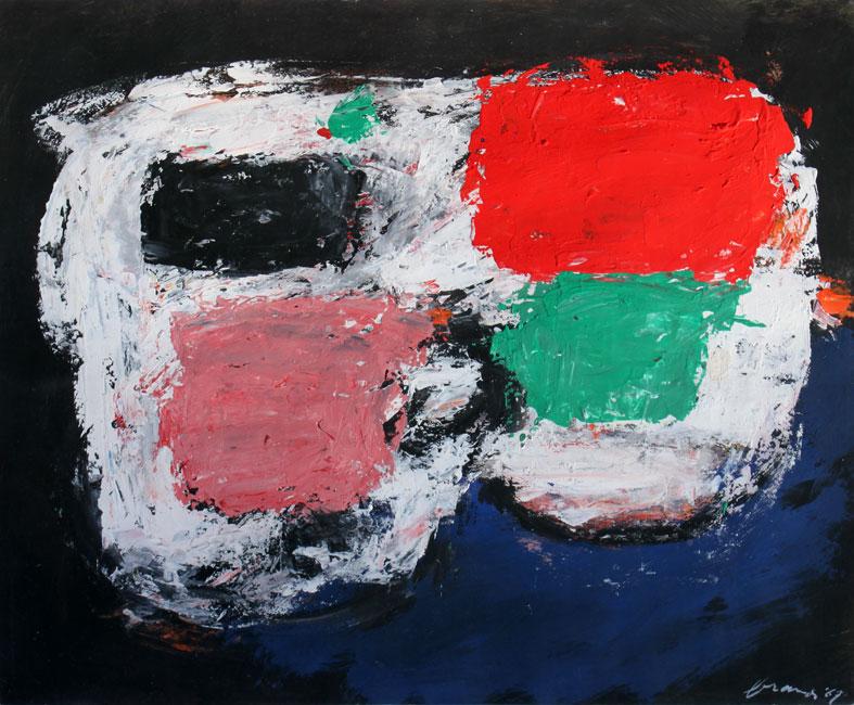 compositie 1967- Eugene Brands