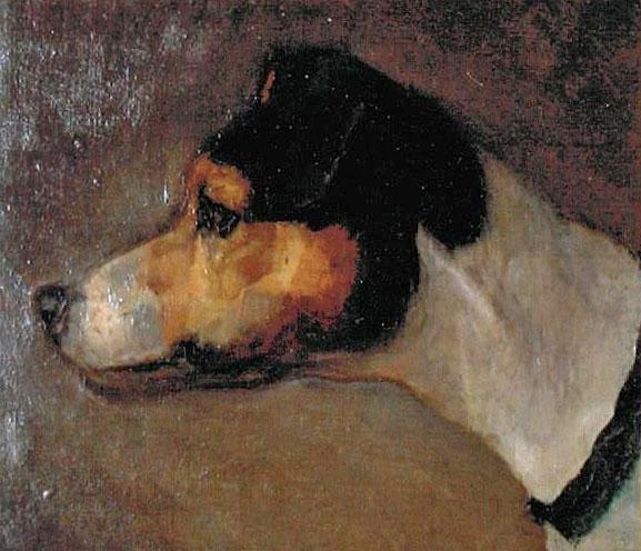 De hond van H.P. Bremmer- Bart van der Leck