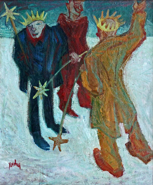 Drie Koningen- Jan van Heel