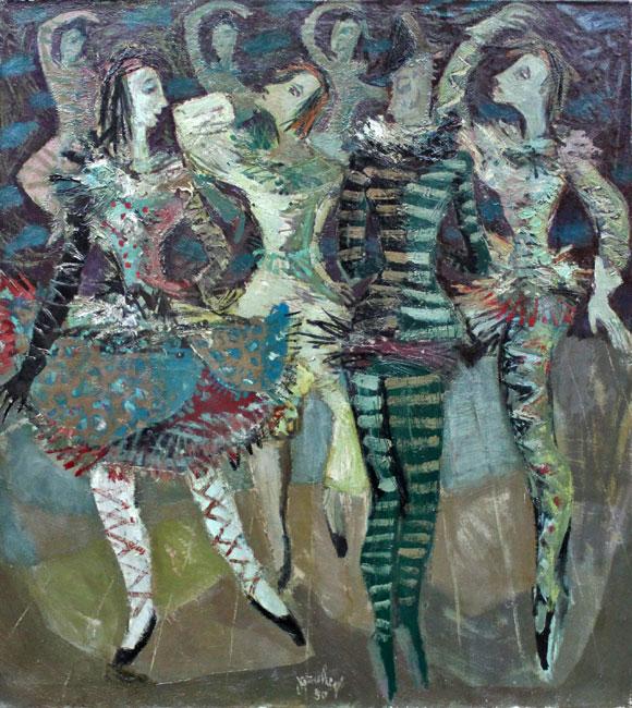 Dansers: Ballet Roland Petit- Jan van Heel