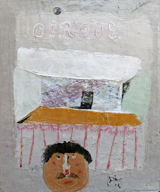 Cirque- Jan van Heel