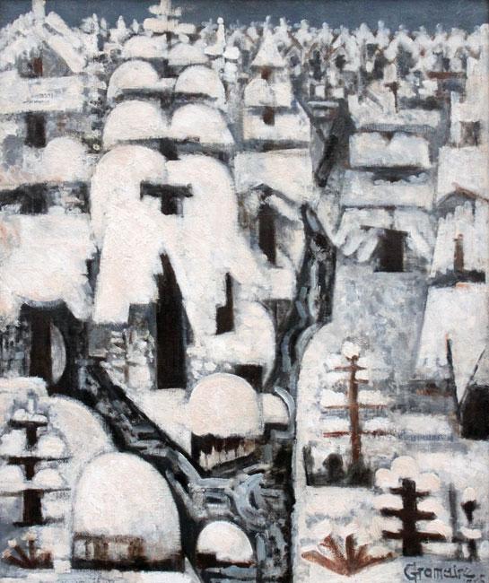 Pines Blancs- Marcel Gromaire