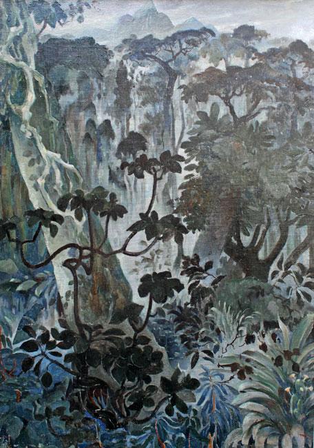 Oerbosch in Nederlandsch Indië- Johannes Frederik Engelbert Ten Klooster