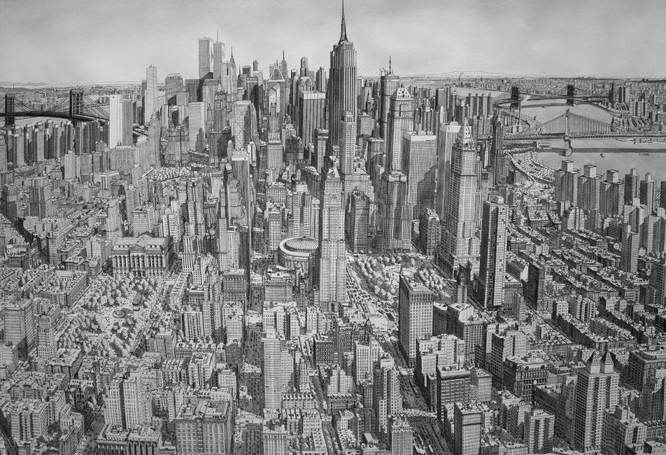 American City- Stefan Bleekrode
