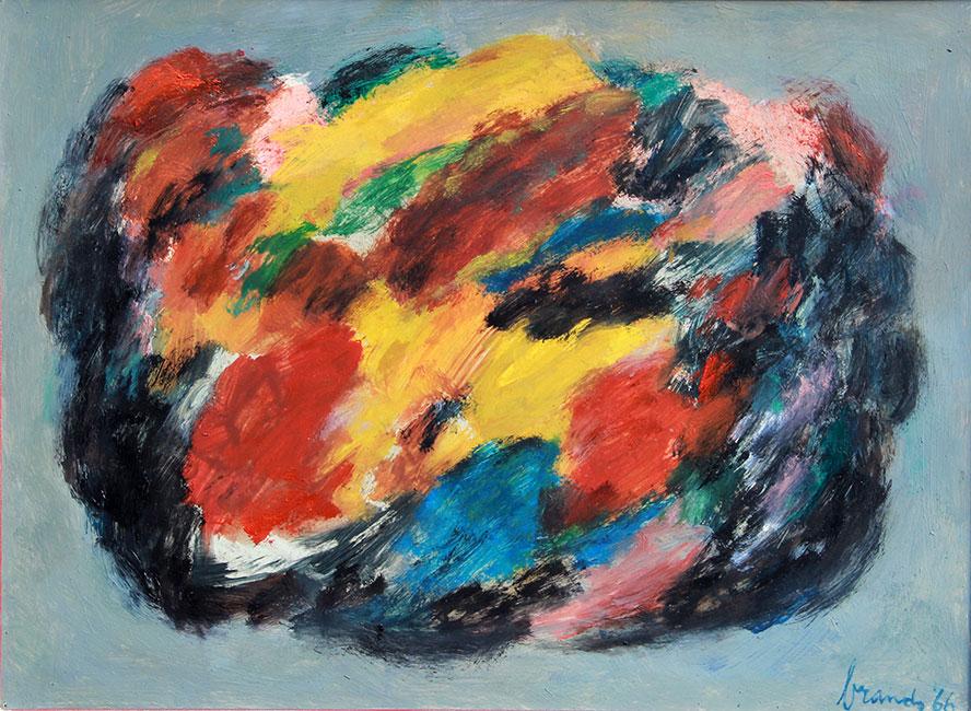 Compositie 1966- Eugene Brands