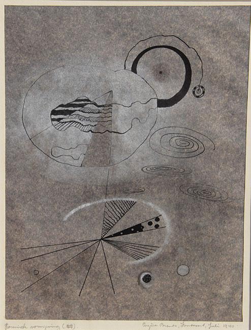 Cosmische vormgeving- Eugene Brands