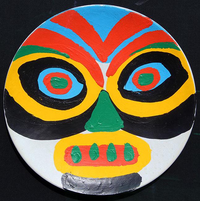 Mask- Karel Appel