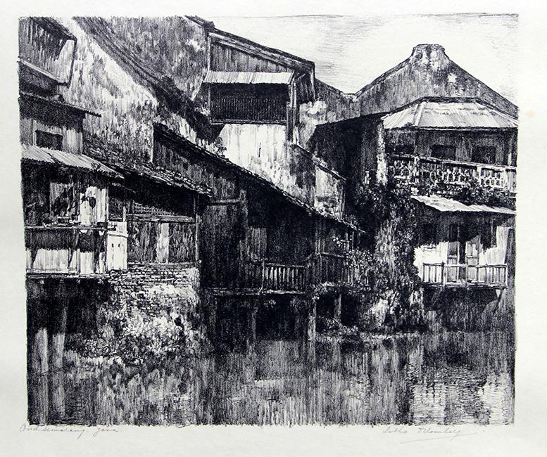 Oud Semarang Java- Dirk Homberg