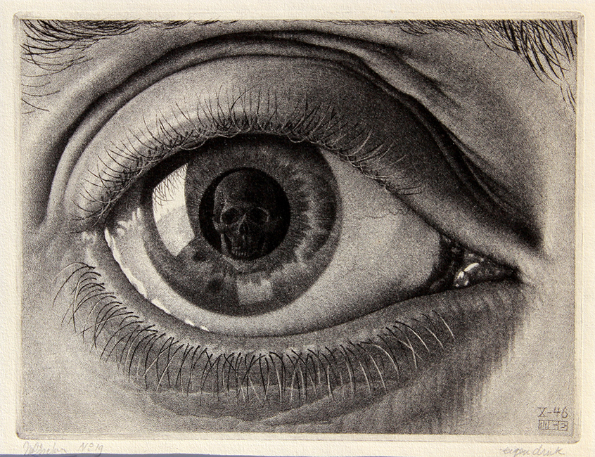 Eye- Maurits Cornelis Escher