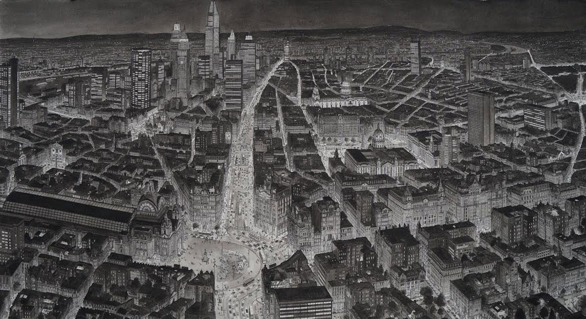 City by Night- Stefan Bleekrode