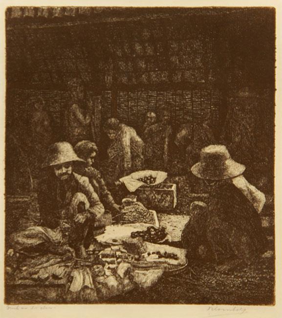 Pasar Malam- Dirk Homberg