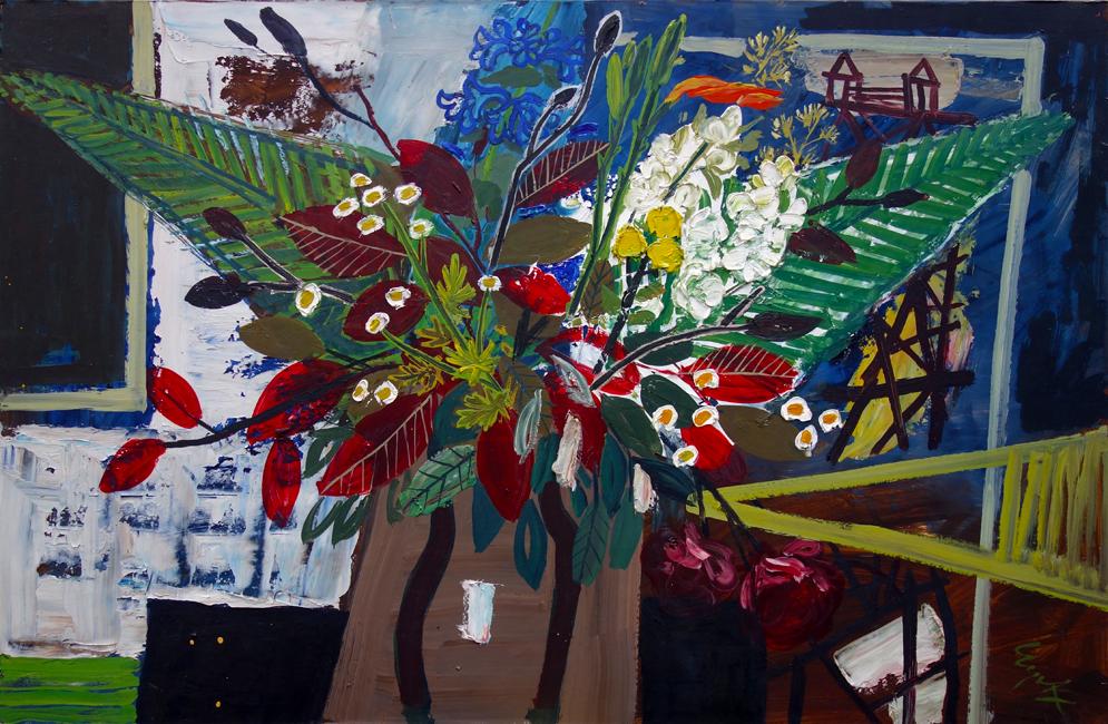 Bloemstilleven- Charles Hubert Eyck